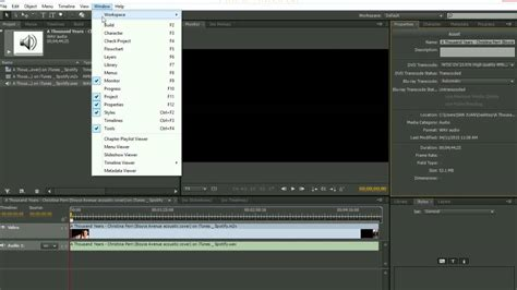 adobe premiere pro burn dvd how to create dvd video from premiere pro into adobe