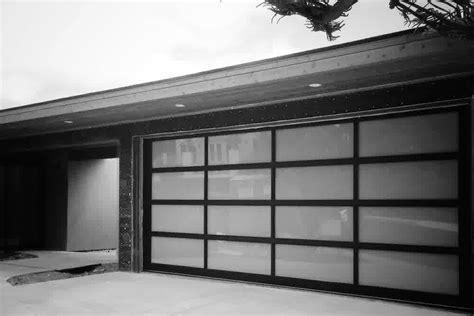 Impressive Mid Century Modern Garage Doors The Perfect Mid Century Modern Garage Doors