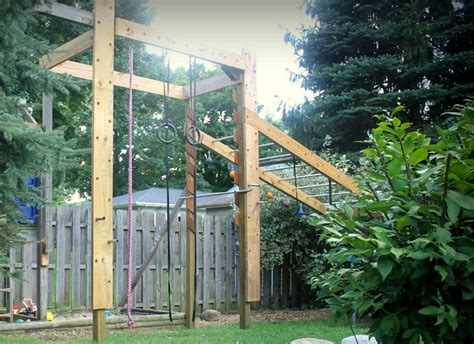 american ninja warrior backyard remodelaholic how to build your own american ninja