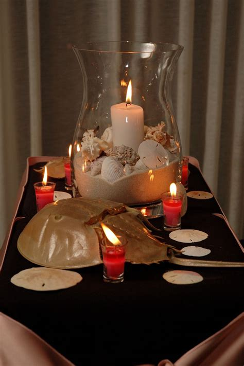 wedding centerpieces with candles and sand 20 best images about s wedding ideas on sea shells rustic weddings