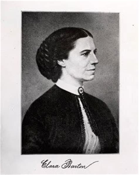 biography of clara barton erudition june 2010