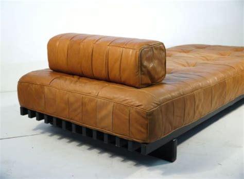 leather day bed original vintage de sede ds 80 leather daybed sofa ebay sofas pinterest