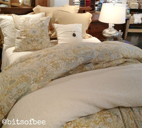 pottery barn bedding sets fall finds 10 things i m crushing on bits of bee