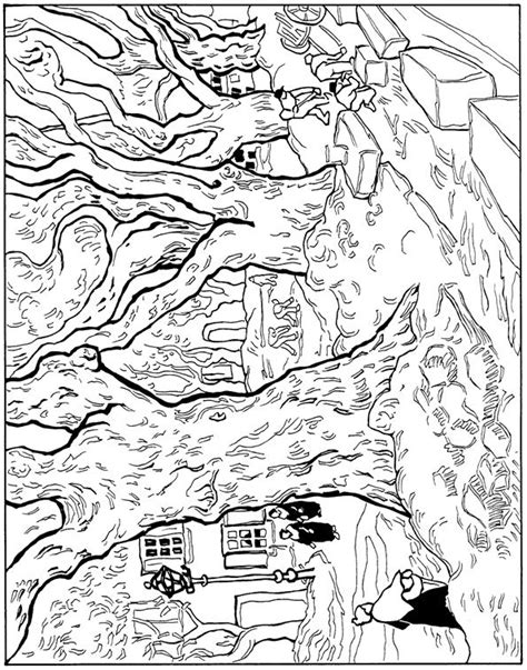 coloring pages vincent van gogh kids n fun com 30 coloring pages of vincent van gogh
