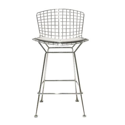 bertoia bar stool seat cushion top 10 modern bar stools design necessities