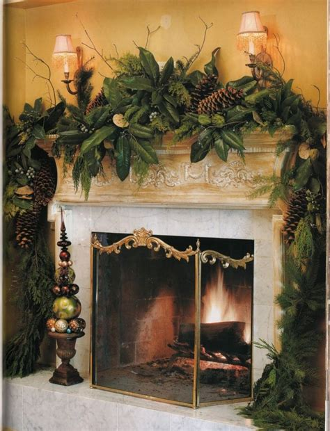 24 best images about holiday fireplace decor on pinterest