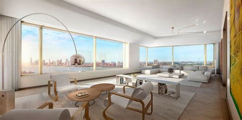 luxury apartments room interior design rendering 5 luxury condos sprouting up along new york city s high line