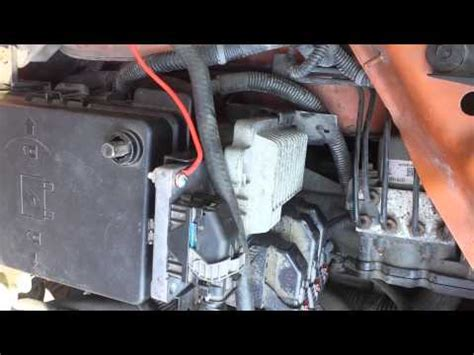 electric power steering 2006 chevrolet uplander transmission control 2006 08 chevy cobalt tcm fix easy bcm problem connection issue youtube