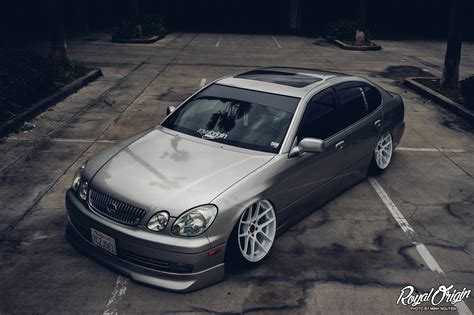 bagged gs300 ca bagged 2003 lexus gs300 clublexus lexus forum