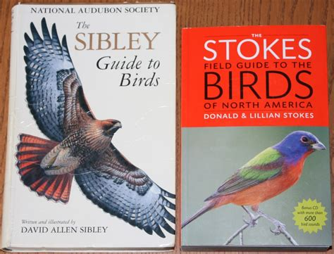review the stokes field guide to the birds of north america