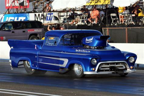 truck drag racing pro mod truck drag racing