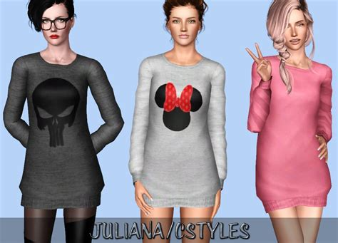 clothes sims 3 images