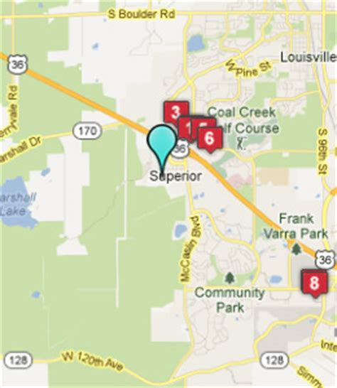 superior colorado map hotels motels near superior co see all discounts