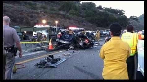 fatal highway  crash youtube