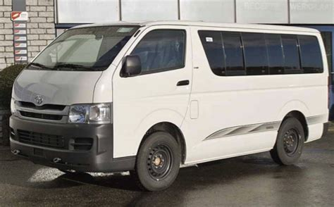 Toyota 15 Seater Toyota Hi Ace Mini 15 Seater Cars And Jeeps