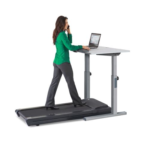 Computer Desk Treadmill Tr1200 Dt5 Treadmill Standing Desk Lifespan Workplace