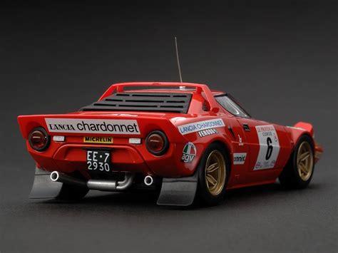 Buy Lancia Stratos 8072 Lancia Stratos Hf 6 1975 Tour De Corse