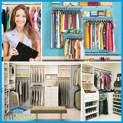 closet organizer certificate course