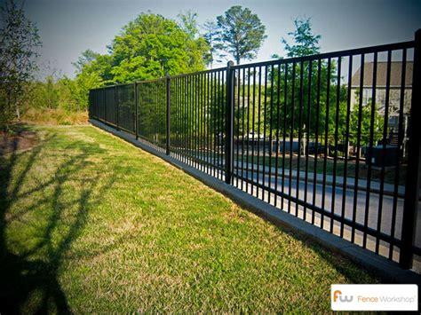metal fence metal fencing fence workshop