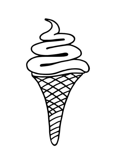 colouring pages ice cream sundae ice cream sundae coloring pages az coloring pages