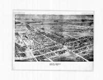 washtenaw county 1874 michigan historical atlas