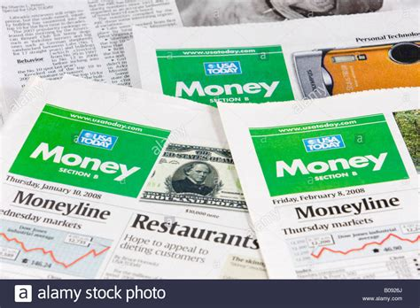 usatoday com life section daily newspaper money financial section of usa today