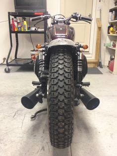 Motorrad Yamaha Bamberg by Honda Goldwing Bobber Chopper Umbau Oldstile Vintage Gl