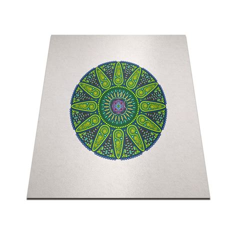 printable macbook stickers geometric sunshine mandala vinyl sticker for macbook 13 15