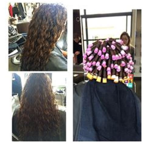 pictures of boomerang perms from the 80 spiral perm on long hair cosmetology pinterest perm