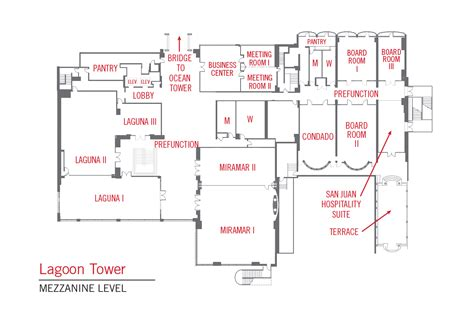 hilton hawaiian village lagoon tower floor plan event and meeting venues in san juan puerto rico the