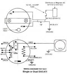 aircraft wiring diagram ducati tachometer for rotax two stroke engine binatani