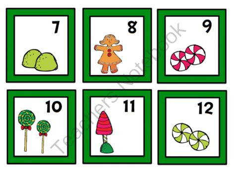 printable christmas number cards free worksheets 187 printable numbers 1 50 free math