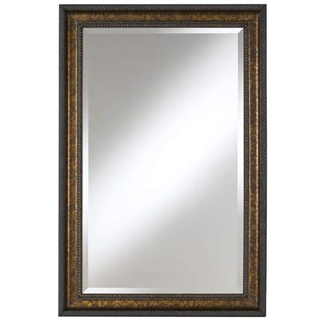 Uttermost Sinatra Mirror by Uttermost Sinatra 32 Quot X 49 Quot Wall Mirror 79146 Ls Plus