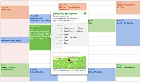 Apple Calendar App Mac Basics Calendar Keeps Your Appointments Apple Support