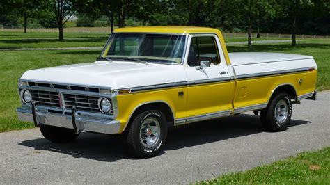 1974 Ford F100 by 1974 Ford F100 Bed F16 Chicago 2013