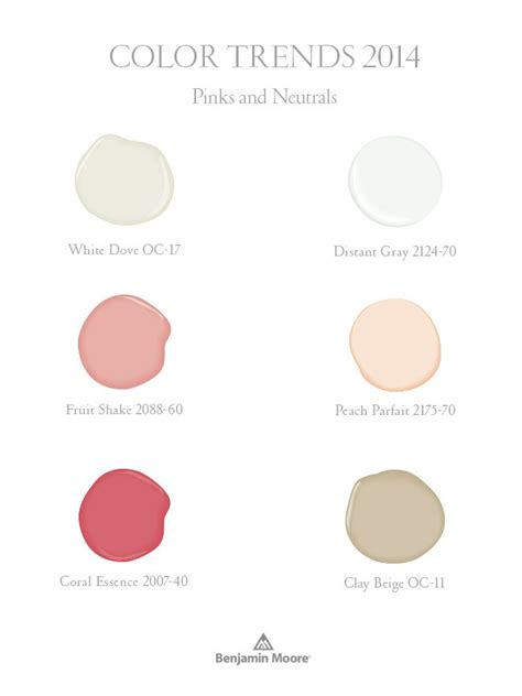 benjamin moore color trends 2014 paint jobs pinterest