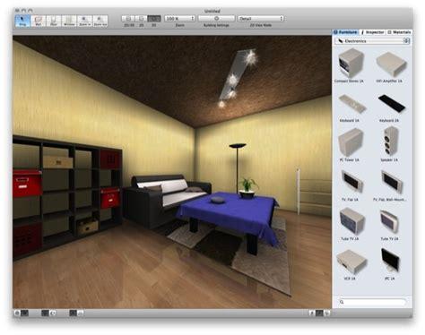 Software De Diseno De Interiores dise 241 o de interiores para mac os x con myfourwalls