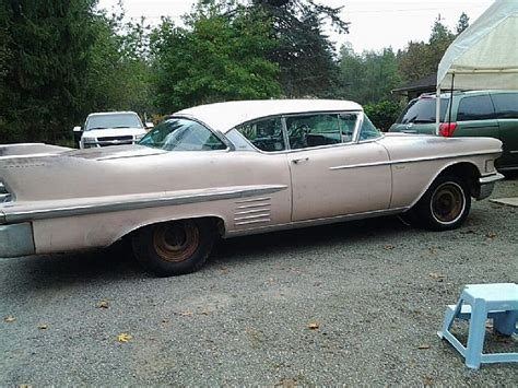1958 cadillac coupe for sale 1958 cadillac coupe for sale enumclaw washington