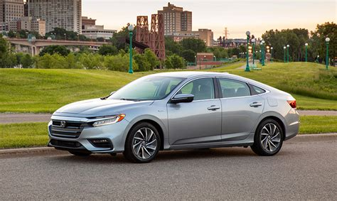 2020 Honda Insight by 2020 Honda Insight Comes With Tons Of New Features