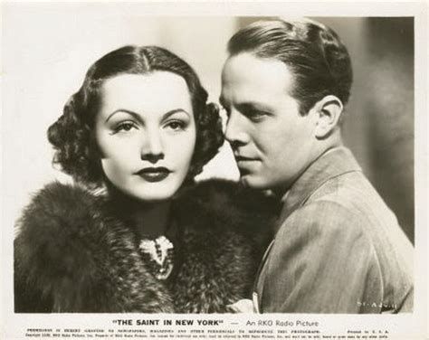 the saint in new york 1938 full movie laura s miscellaneous musings tonight s movie the saint in new york 1938