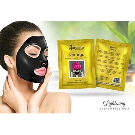 Harga Masker Wajah Lumpur grosir masker wajah lumpur resmi bpom hanasui naturgo