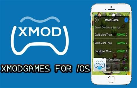 xmod game ios download android