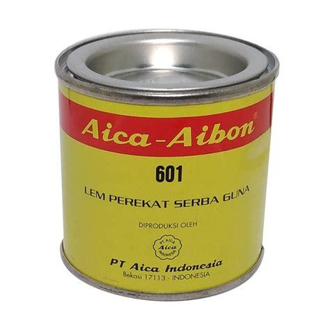 Lem Aibon Kuning 70 Gr jual aica aibon 601 lem perekat serbaguna 70 g