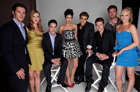 Cast And tvd cast the diaries actors photo 17729739