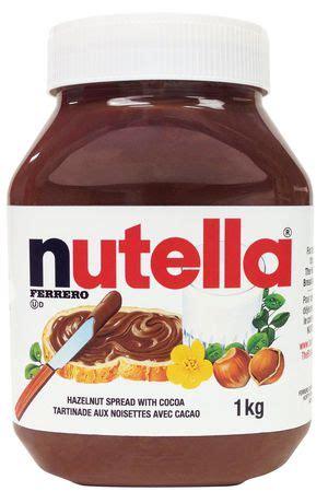 tartinade aux noisettes avec cacao nutella | walmart canada