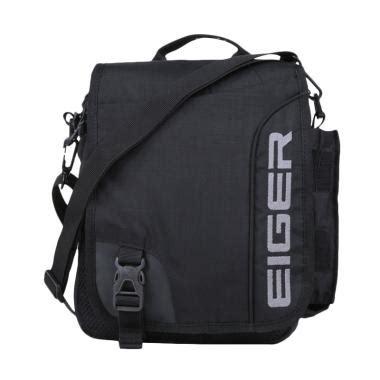 Selempang Eiger Shouler jual eiger travel pouch modif tas selempang hitam