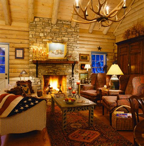 cabin living room decor log cabin interior design log cabin decor