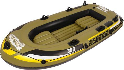opblaasbaar bootje met motor jilong fishman deluxe 300 opblaasboot set kopen frank