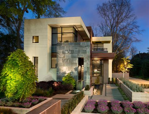 Home Exterior Design Atlanta Lafrance Residence Contemporary Exterior Atlanta