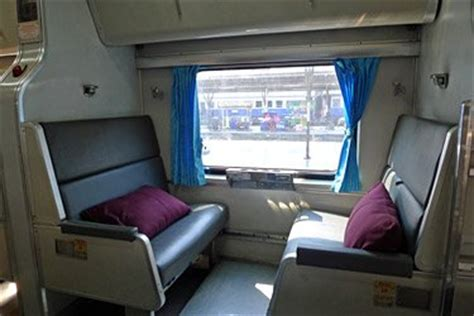 Sleeper Class Seating by Travel In Thailand Times Tickets
